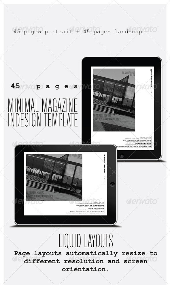40-Pages-Minimal-Magazine-For-Tablet
