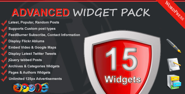 Advanced Widget Pack