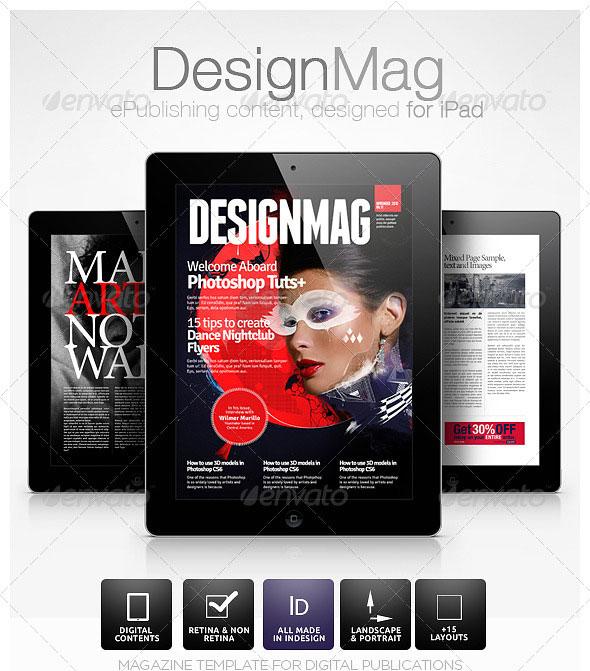 DesignMag-iPad-Magazine
