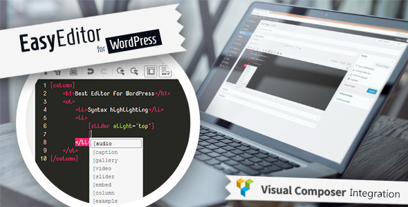 Easy Editor for WordPress