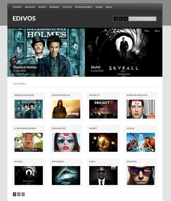 Edivos---Free-Video-WordPress-Themes