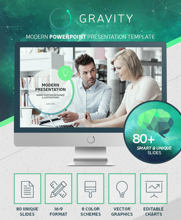 Gravity-PowerPoint---Modern-Presentation-Template