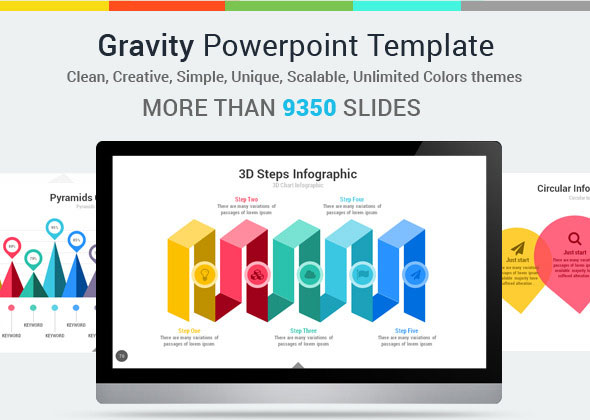 35+ amazing powerpoint templates 2017 - designmaz, Atitlan Powerpoint Presentation Template Free Download, Presentation templates