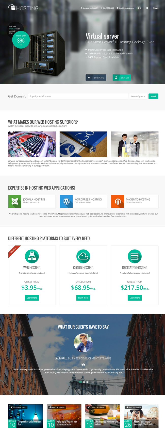 Hosting-Multipurpose-WooCommerce-Wordpress-Theme
