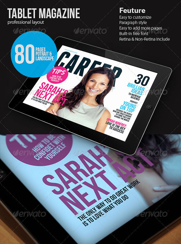 Ipad-Magazine-Template
