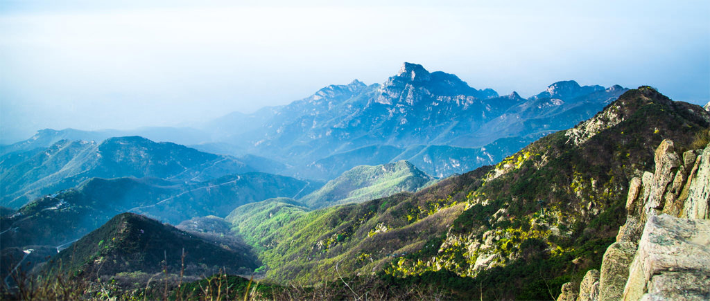 Mount-Tai