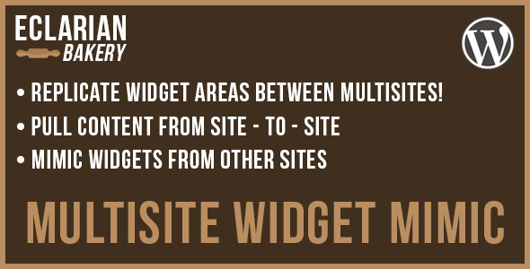 Multisite Widget Mimic