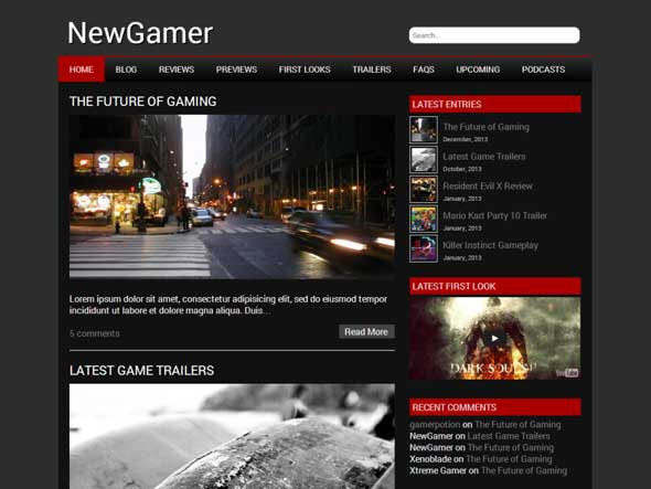 NewGamer---Free-Video-WordPress-Themes