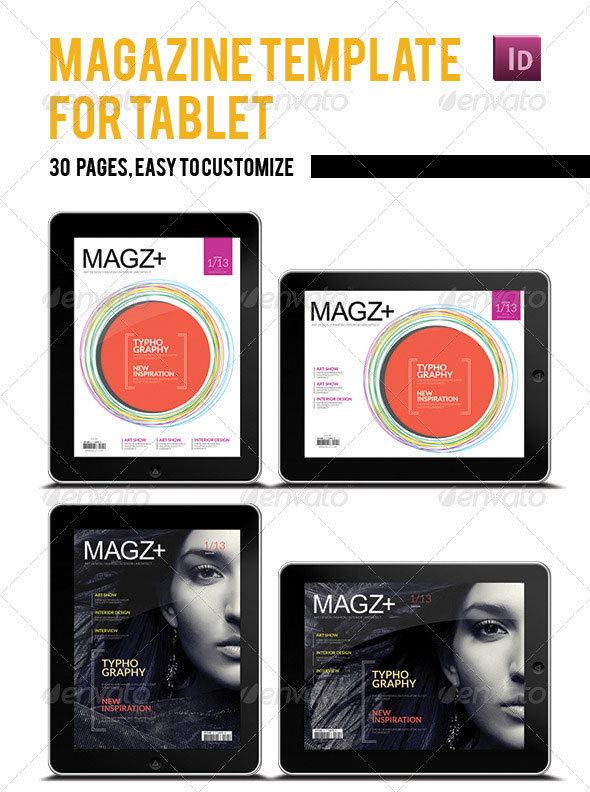 Tablet-Magazine-Template