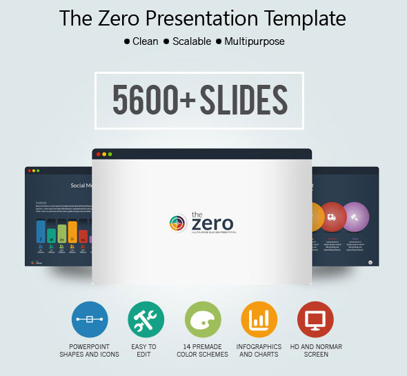 The-Zero-Business-Infographic-Presentation