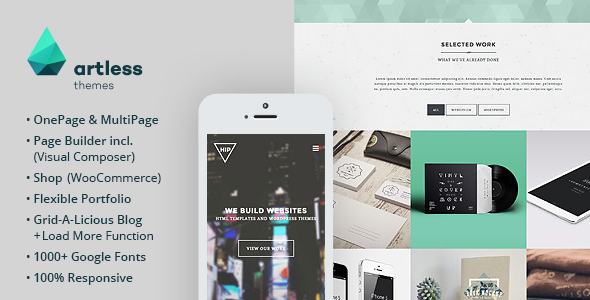 hip-creative-onepage-multipage-wordpress-theme