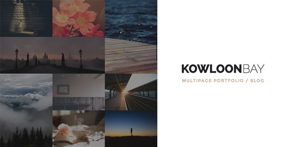 kowloonbay-multipage-portfolio-blog-wp-theme