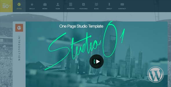 studioo1-one-page-multi-purpose-wordpress-theme