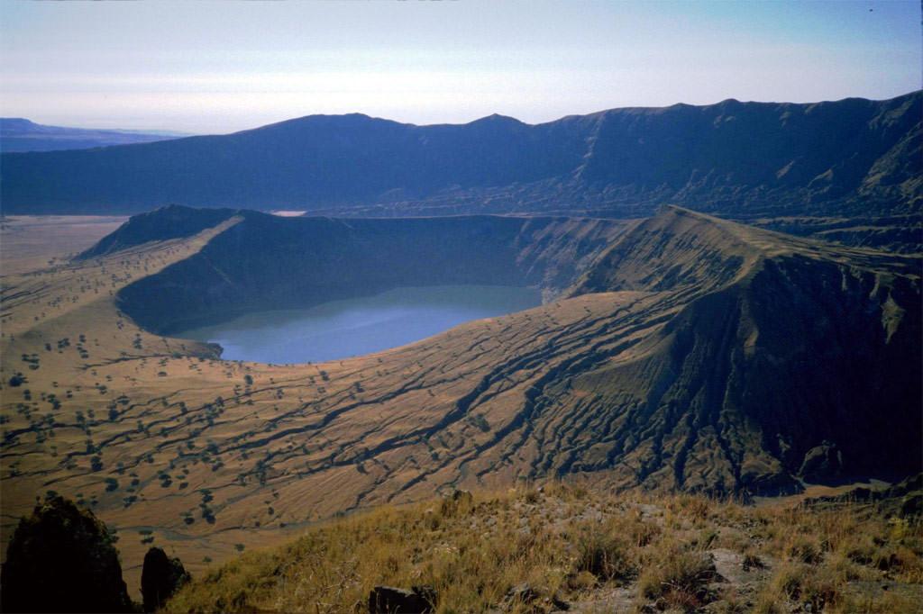 Deriba-Crater-Lake