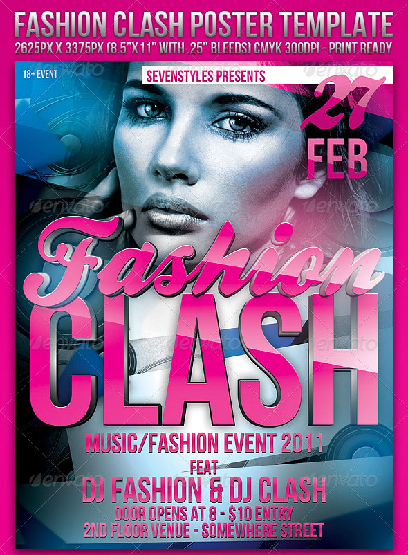 Fashion-Clash-Template
