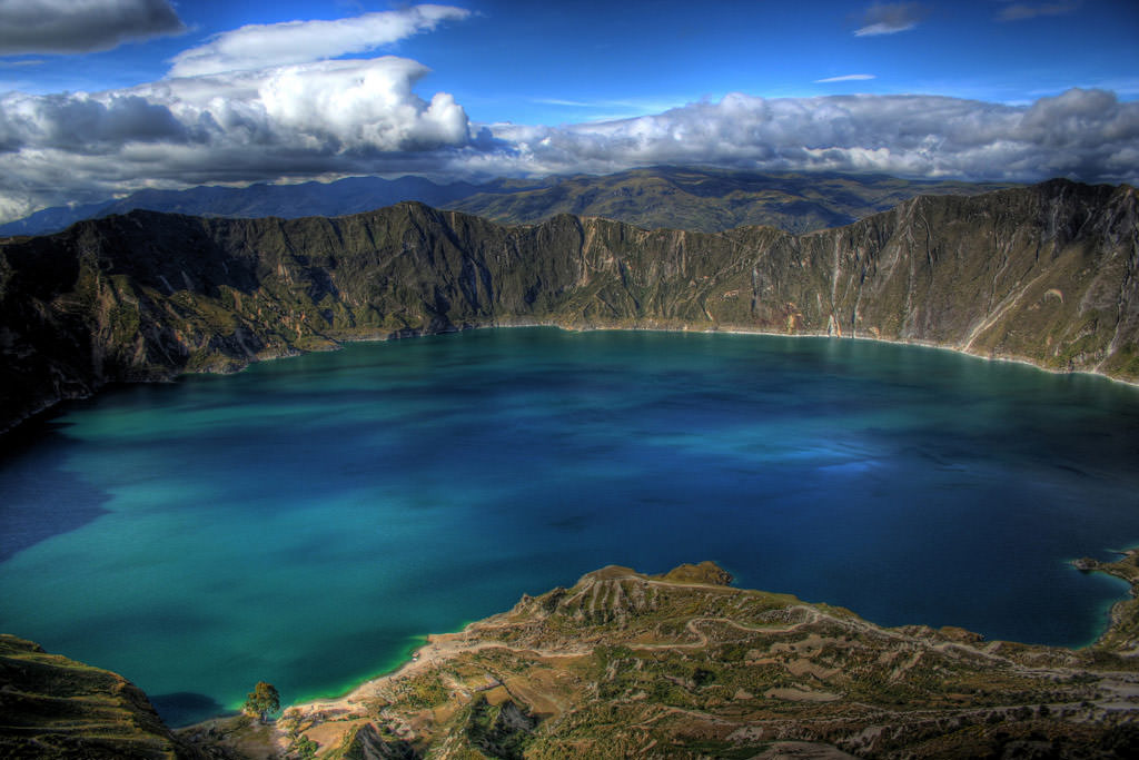 Lake-Quilotoa