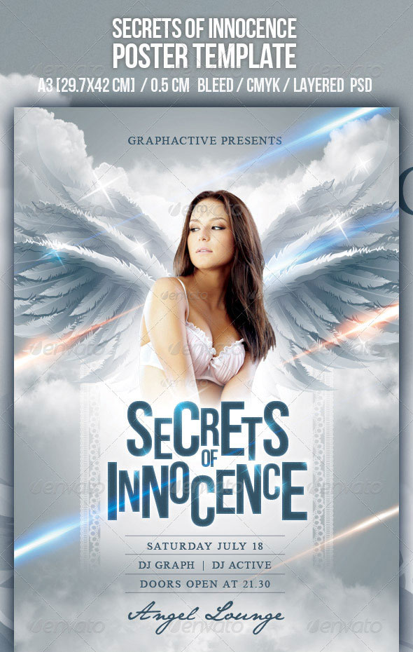 Secrets-of-Innocence-Poster-Design-Template