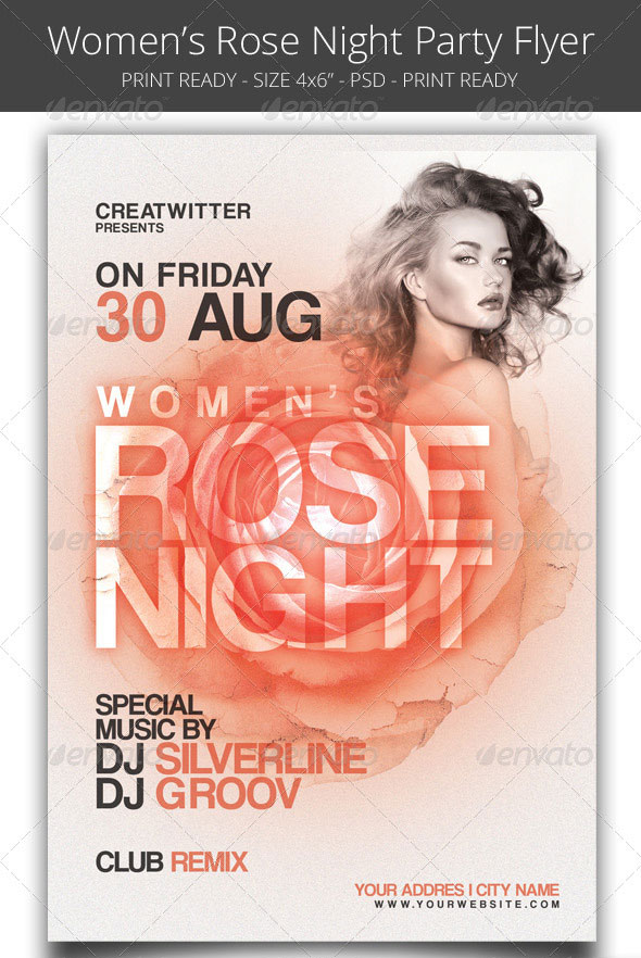 Women's-Rose-Night-Flyer