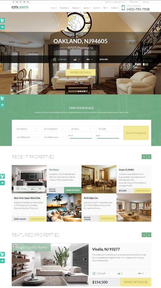 CitiLights---Real-Estate-WordPress-Theme