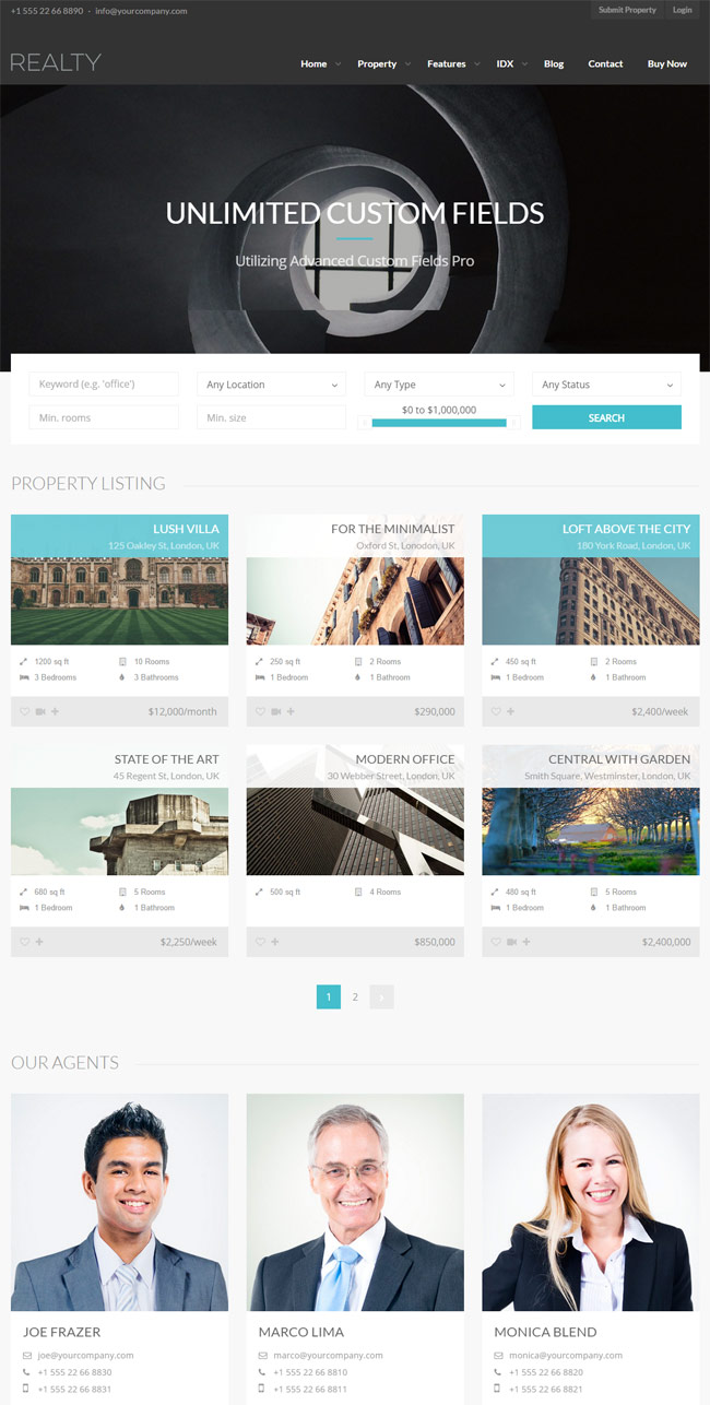 realty-responsive-real-estate-wordpress-theme