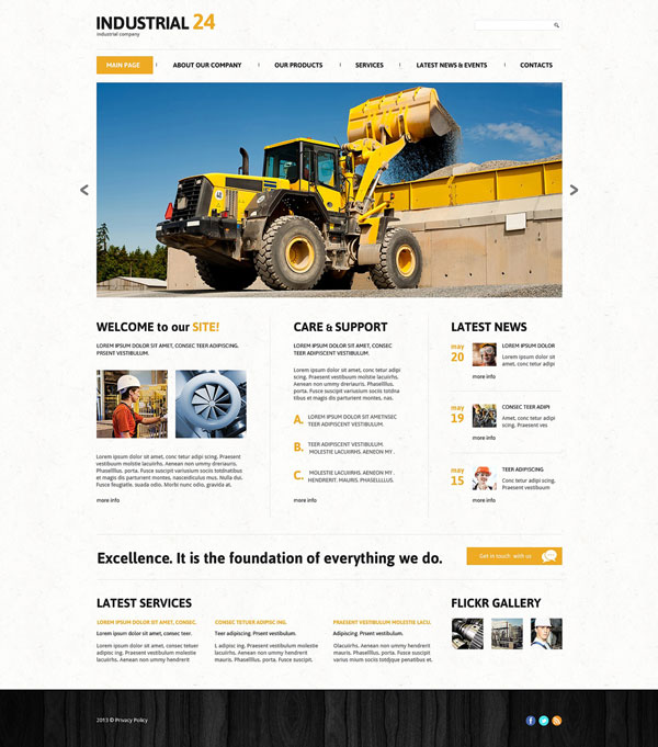 Industrial-Responsive-WordPress-Theme2