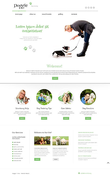 Vet Clinic WordPress Theme