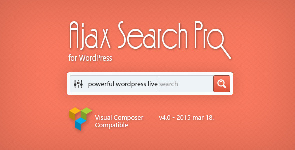 Ajax Search Pro - Live WordPress Search & Filter Plugin ...
