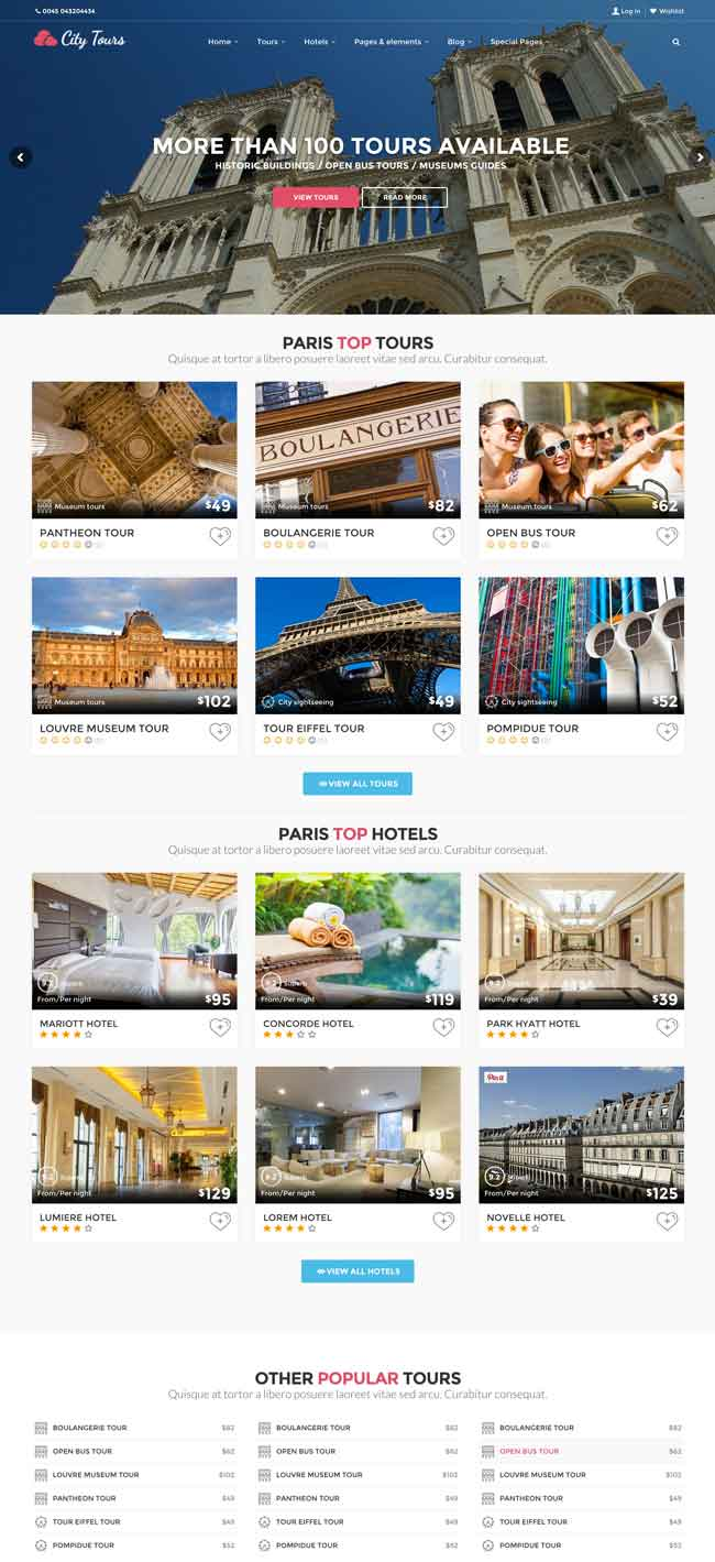 CityTours-Hotel-Tour-Booking-WordPress-Theme