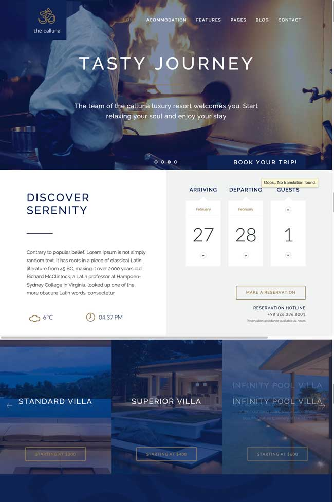 Hotel-Calluna-Hotel-Resort-&-WordPress-Theme