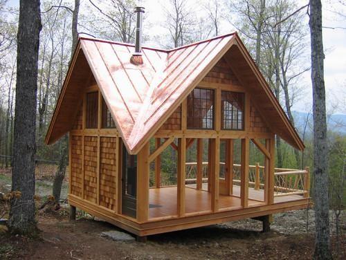 Mountain Meditation Cabin