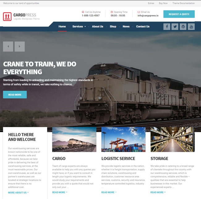 cargopress-logistic-warehouse-transport-wordpress-theme