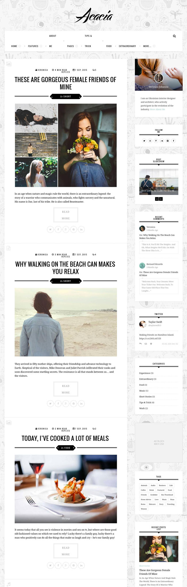 Acacia-Flat-and-Clean-WordPress-Blog-Theme
