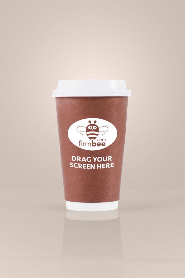Free-Brown-cofee-cup-PSD-Mockup