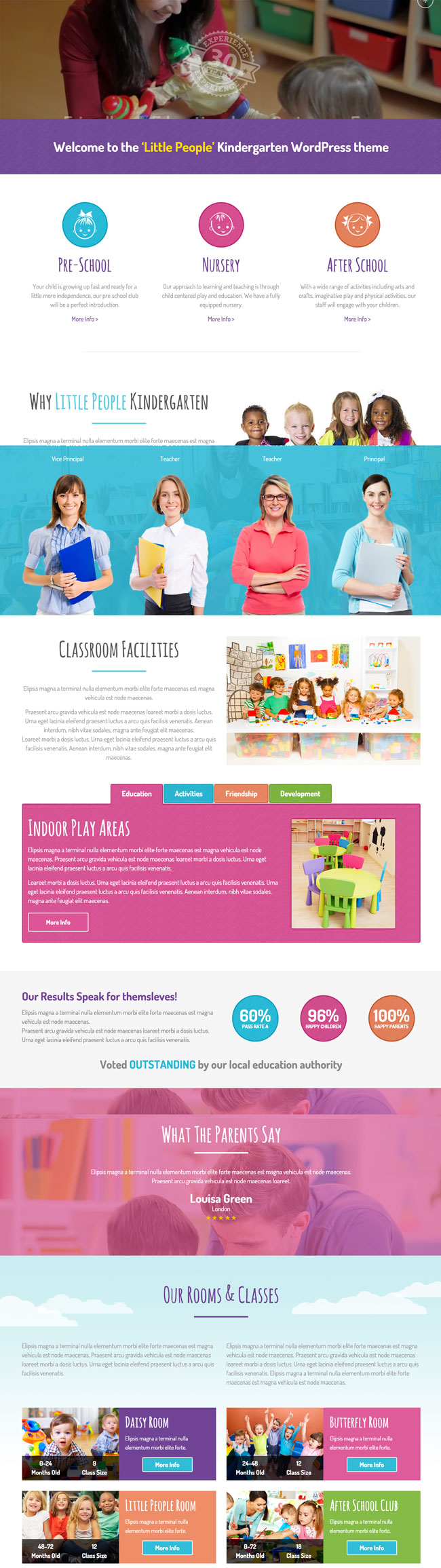 Kindergarten-Little-People-WordPress-theme