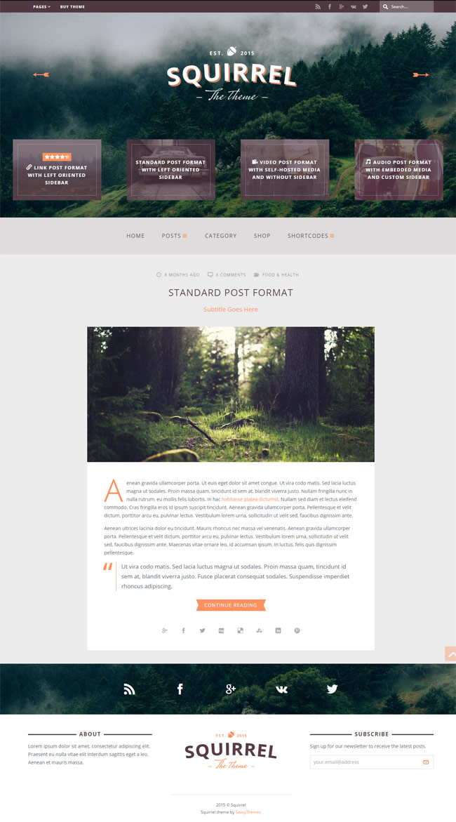Squirrel-A-Responsive-WordPress-Blog-Theme