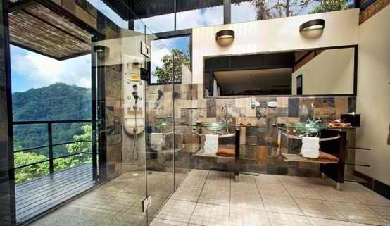 Stone Wall Ideas for Bathroom 06