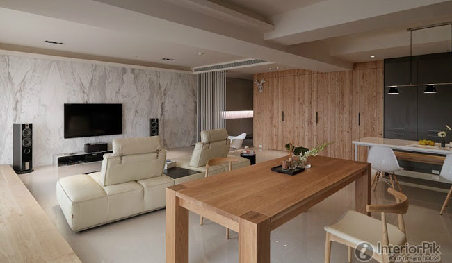 minimalist-living-room-tv-background-wall-of-stone-renderings-complete-2013-pictures
