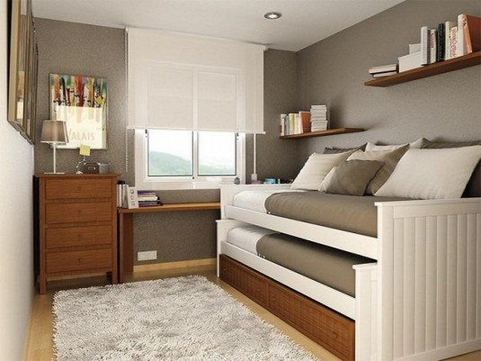 small-bedroom-brown-and-white
