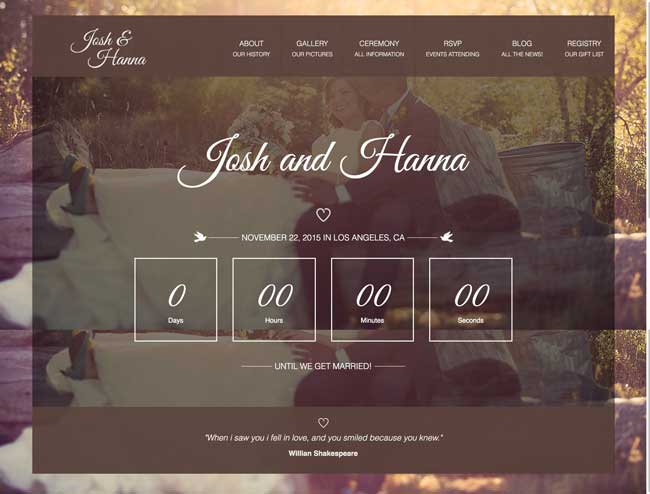 Aimer-Wedding-WordPress-Theme-For-Lovers