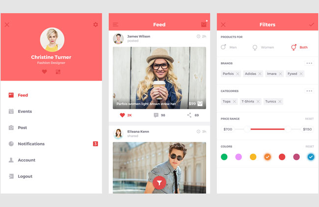 Free-Flat-eCommerce-PSD-UI-Kit-for-iPhone