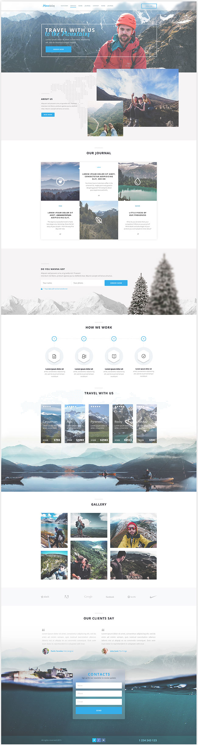 Mountains free travel landing page psd template free download mountains free travel landing page psd template pronofoot35fo Choice Image
