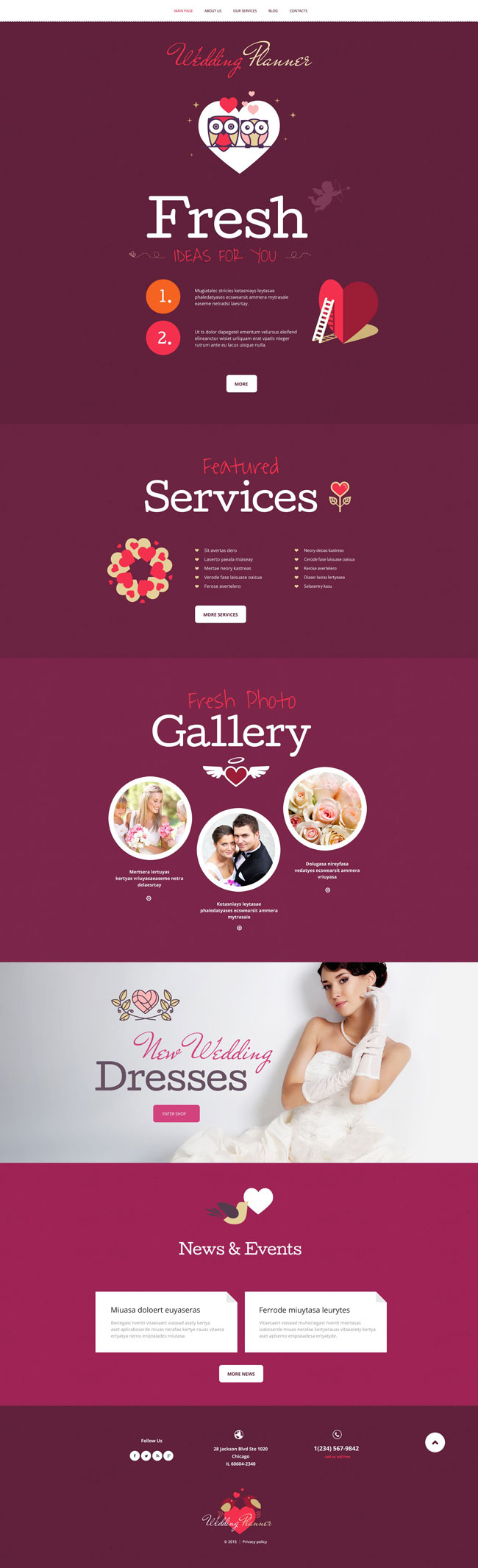 Wedding-Planner-WordPress-Theme