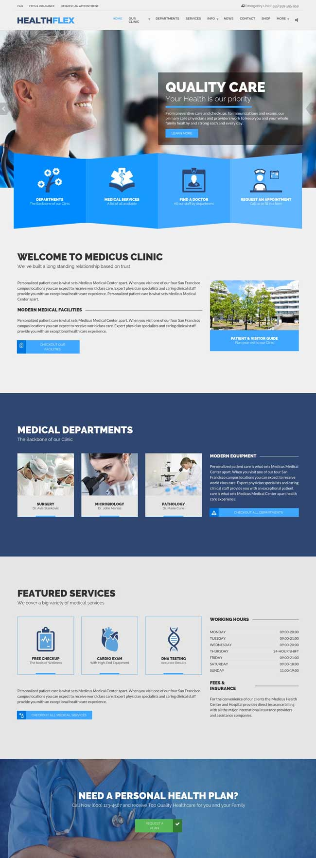 Healthflex-Medical-Health-WordPress-Theme