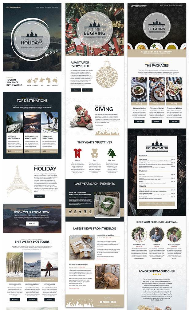 Joy-Christmas-Bundle-Email-Builder-Access