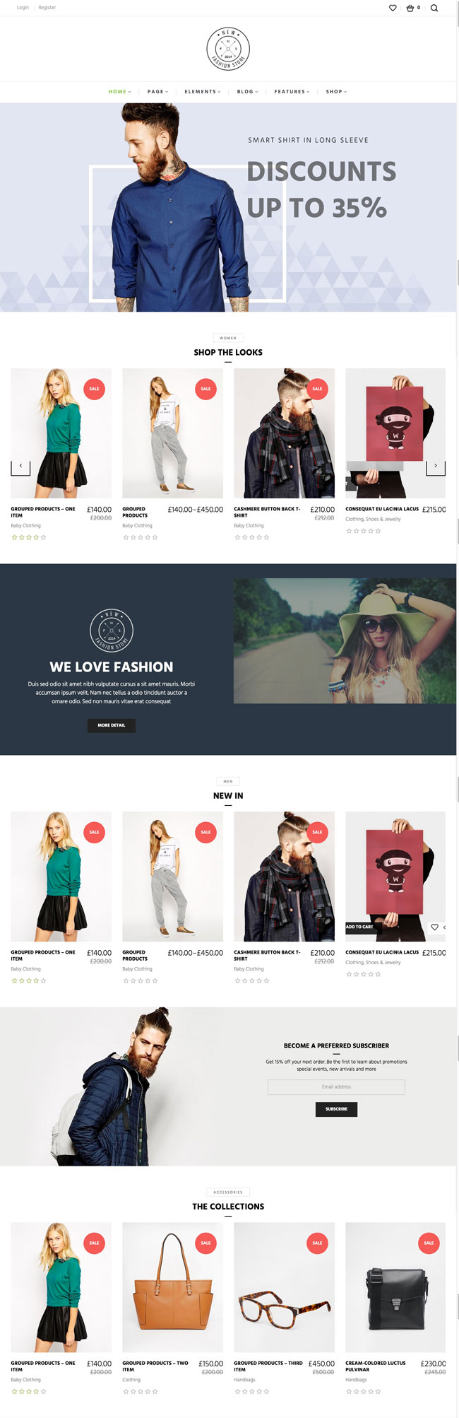 NewFashion-Modern-WooCommerce-WordPress-Theme