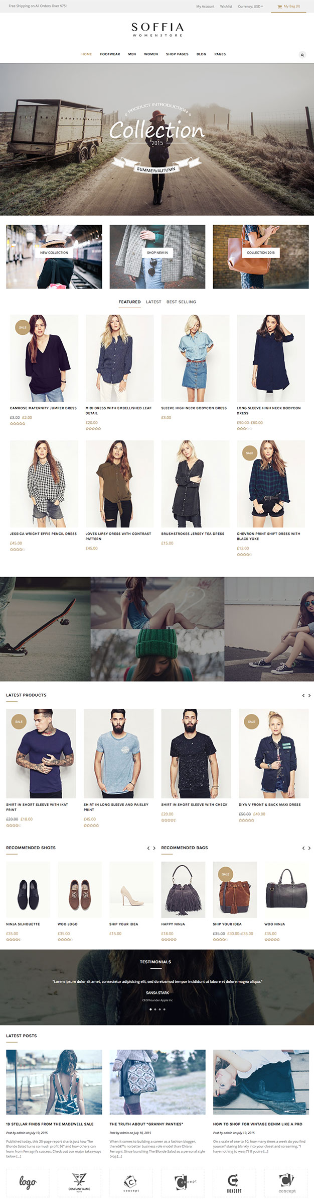 Soffia-Responsive-Fashion-WooCommerce-Theme