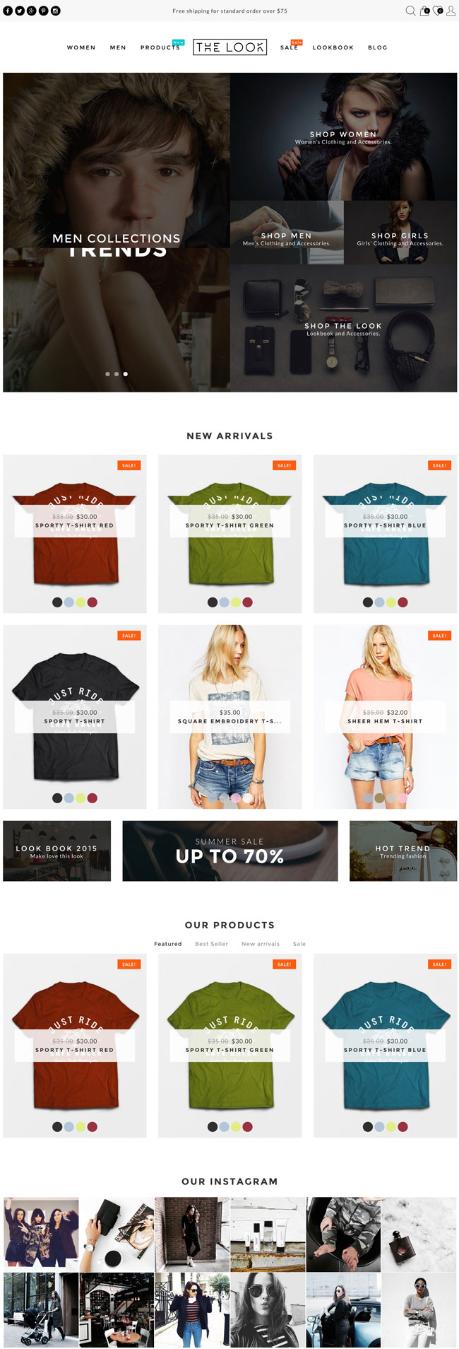 The-Look-Clean-Responsive-Fashion-WooCommerce-Theme