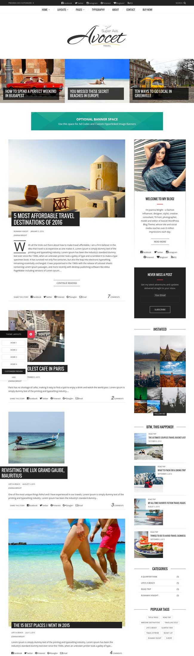 Avocet-Food,-Fashion-and-Travel-WordPress-Blog-Theme