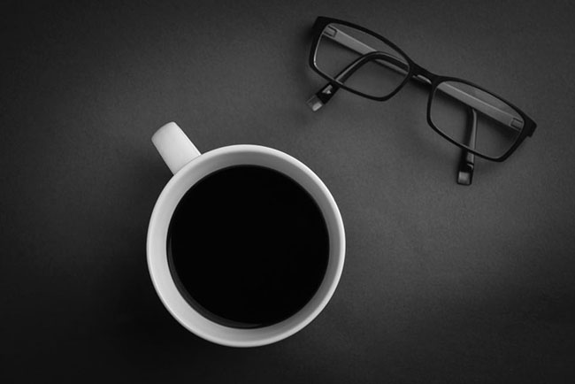 Coffee Cup EyeGlasses