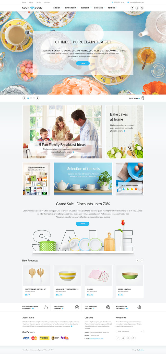 CoonCook-Clean-Psd-Template-For-Online-Store